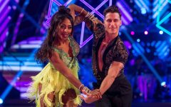 Strictly Come Dancing: week eight – as it happened