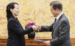 Kim Jong-un's sister invites South Korean president to Pyongyang