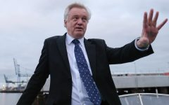 David Davis: Brexit will not plunge Britain into 'Mad Max dystopia'