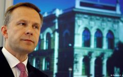 Latvia's financial sector rocked by US probe and bribery charge