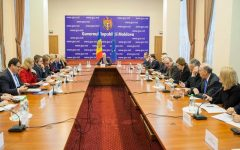 Moldova's Foreign Trade Rose Sharply in 2017