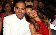 Rihanna feston ditëlindjen, Chris Brown e uron veçantë