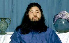 Japan executes sarin gas attack cult leader Shoko Asahara and six members