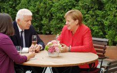 Merkel Offers Montenegro Help to Fight Corruption
