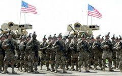 SHBA shtyn paradën ushtarake