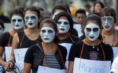 Woman who bore rapist's baby faces 20 years in El Salvador jail