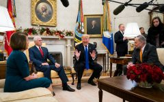 Playing by His Own Rules, Trump Flips the Shutdown Script