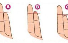 Mësojeni, ja çfarë tregon për ju, gjatësia e gishtit të vogël