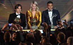"""Seksizëm në ceremoninë e """"Topit të Artë"""", furi reagimesh në botën """"online"""""""
