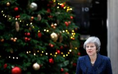 Theresa May Faces No-Confidence Vote as Brexit Looms