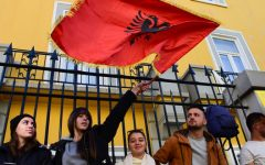 Albanian Protests Channel Wider Anger With Rama Govt