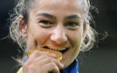 """""""Dopietë"""" medaljesh të arta, Majlinda Kelmendi triumfon në Gjermani"""