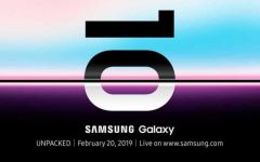 Tani mund t'a rezervoni modelin tuaj Samsung Galaxy S10